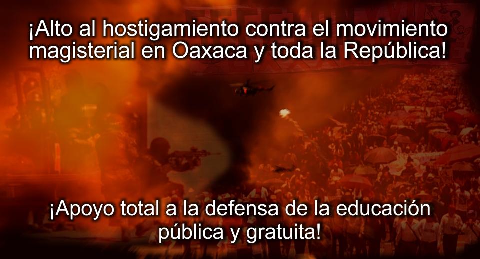 cartel oaxaca