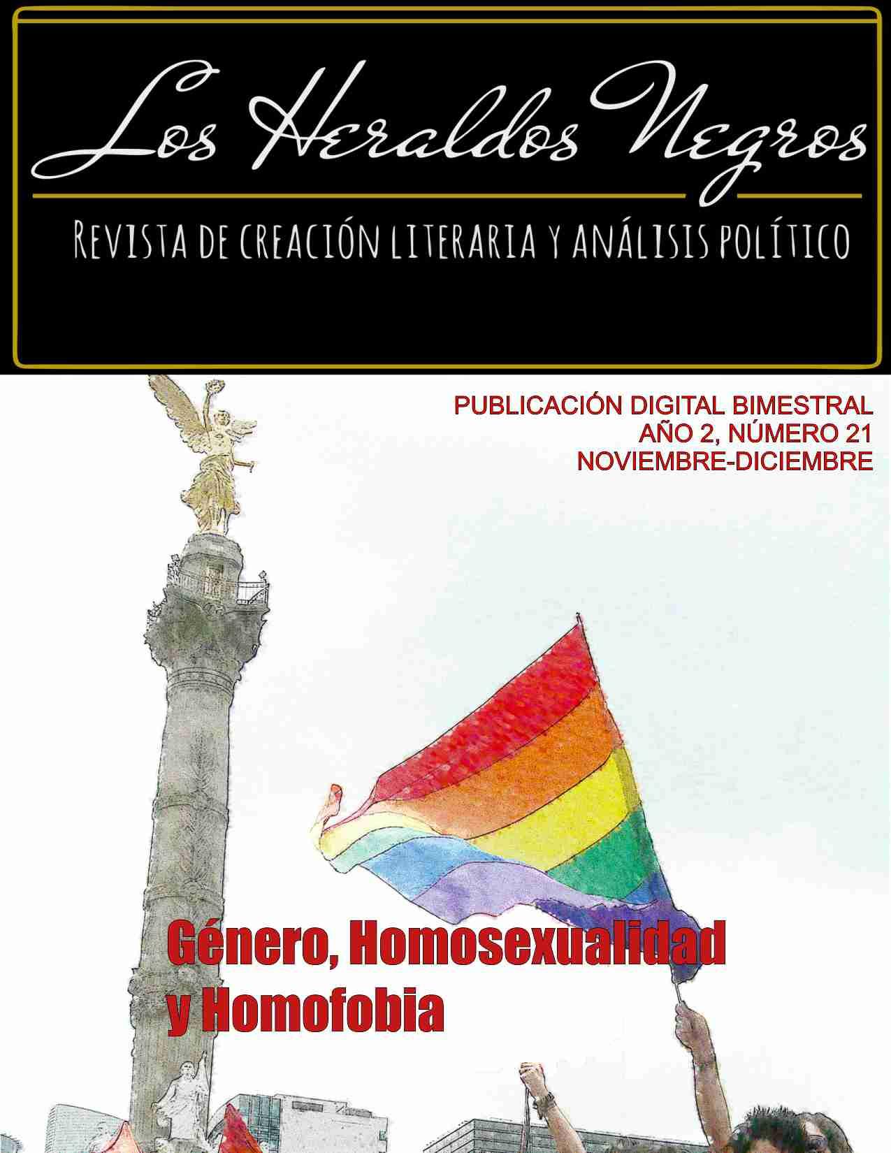 Género, homosexualidad y homofobia