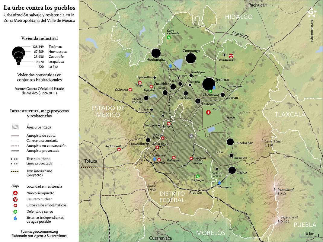 La urbe contra los pueblos. Sacado de http://subversiones.org/