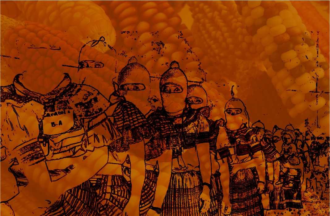 EZLN- ilustrador Héctor Mateo